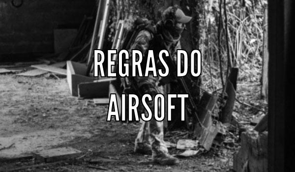 Jogador de Airsoft